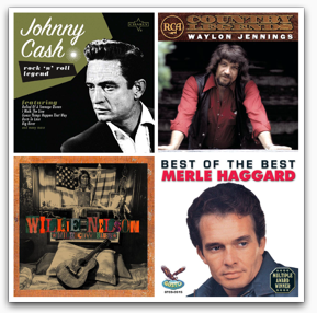 Country Mix Genius Playlist
