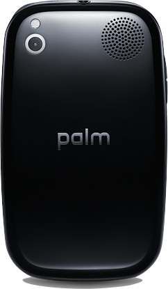 Palm Pre Back View