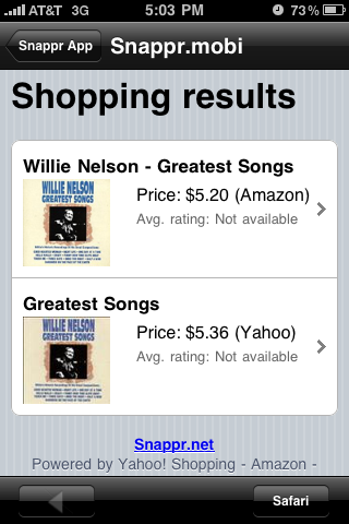 Snappr Willie Nelson Greatest Songs