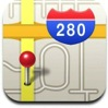 iPhone Map app icon